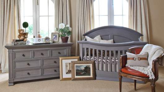Million Dollar Baby collection manor nursery art direction photo styling by Erika Brechtel