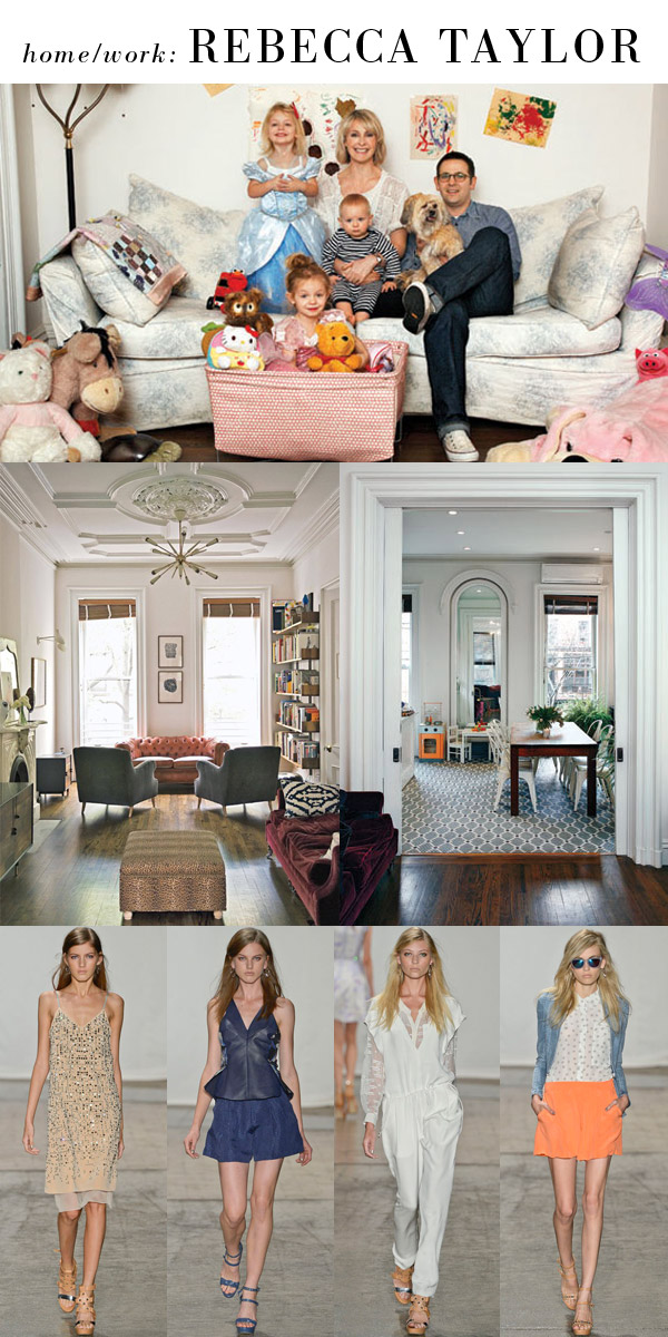 At Home Work Fashion Designers Ss13 Erika Brechtel