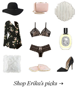 Shop Erika's picks