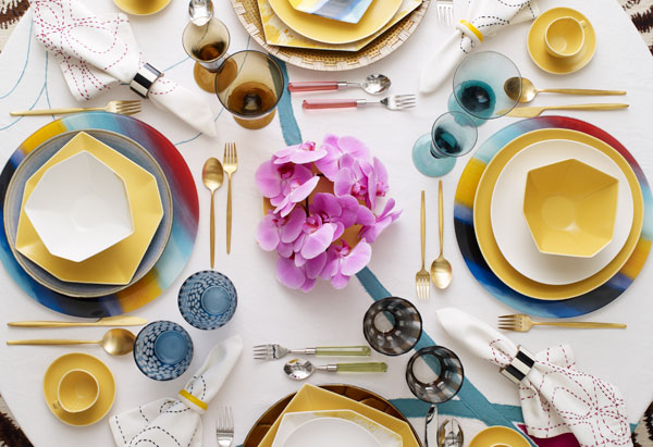 DVF Home tableware