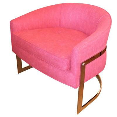 1st dibs Milo Baughman chair