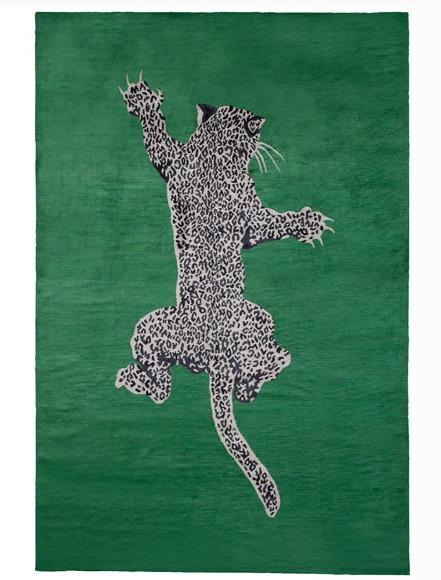 Climbing Leopard, Diane von Furstenburg