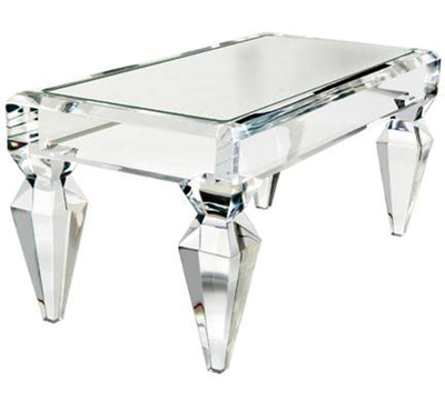 Ikea Coffee Table on Still Loving Lucite Coffee Tables Small Shop A ...