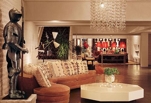 Jonathan Adler Parker Palm Springs lobby