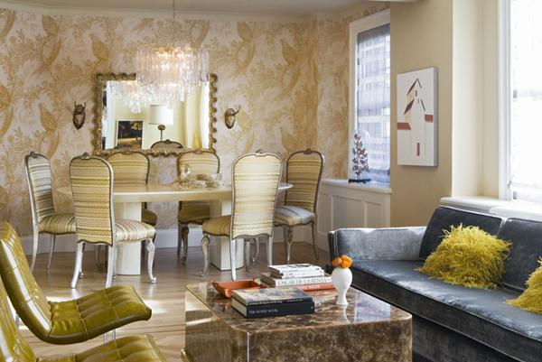 Laura Day Park Avenue flat