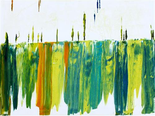 """Leslie Morgan """"Forest Flow"""""""