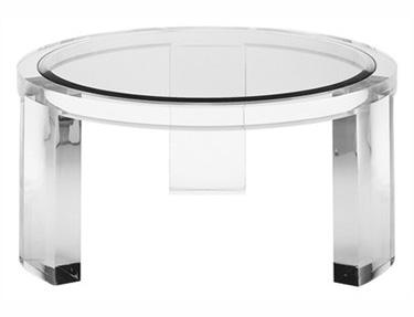 The Paris Apartment Le Cirque lucite table