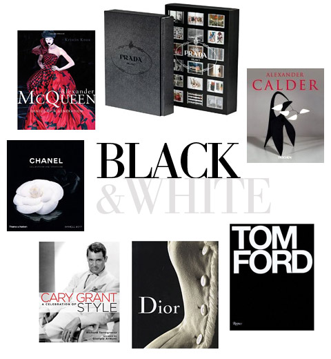 color stories: black & white