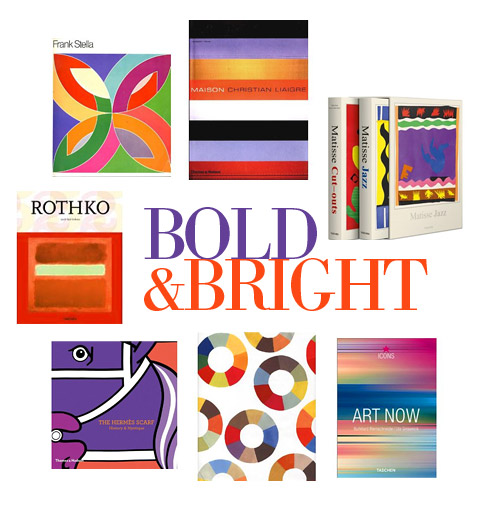 color stories: bold & bright