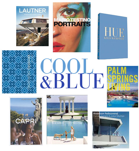 color stories: cool & blue