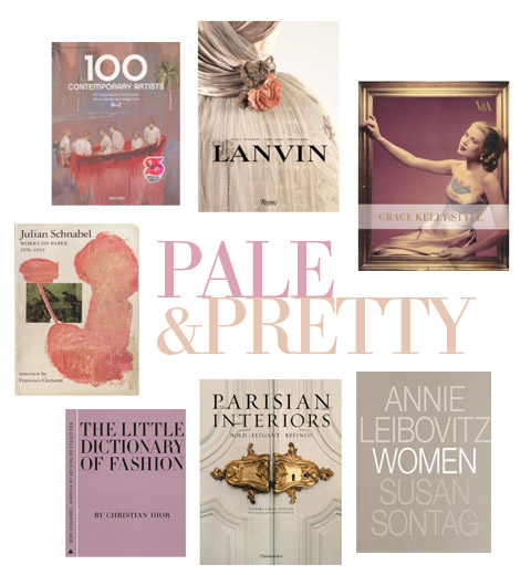 color stories: pale & pretty