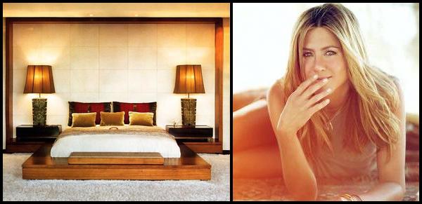 Jennifer aniston home style