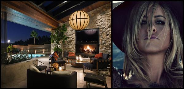 Personal Style Home Style Jennifer Aniston Erika Brechtel
