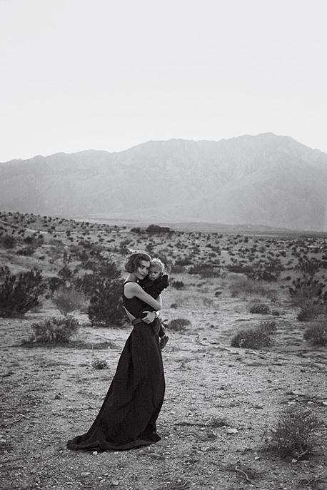 Arizona Muse Vogue Feb 2011