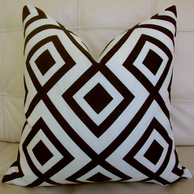 Etsy purchase: David Hicks La Fiorentina pillow