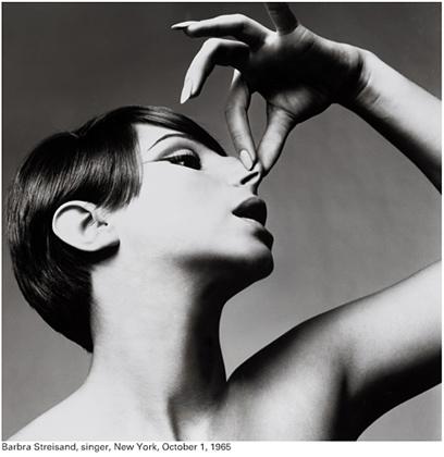 Richard Avedon: Barbra Streisand, 1965