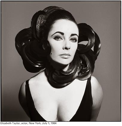 Richard Avedon: Elizabeth Taylor, 1964