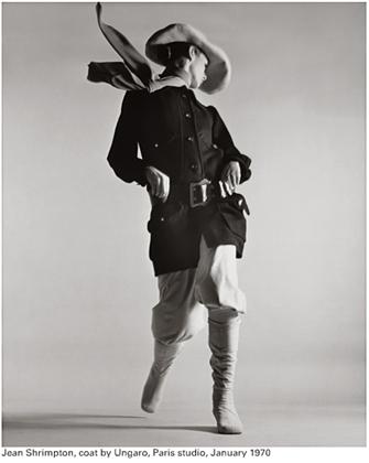 Richard Avedon: Jean Shrimpton, 1970