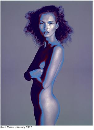 Richard Avedon: Kate Moss, 1997