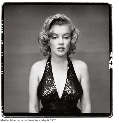 Richard Avedon: Marilyn Monroe, 1957