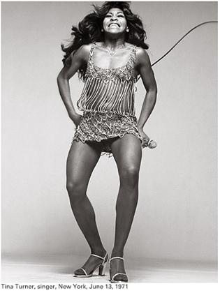 Richard Avedon: Tina Turner, 1971