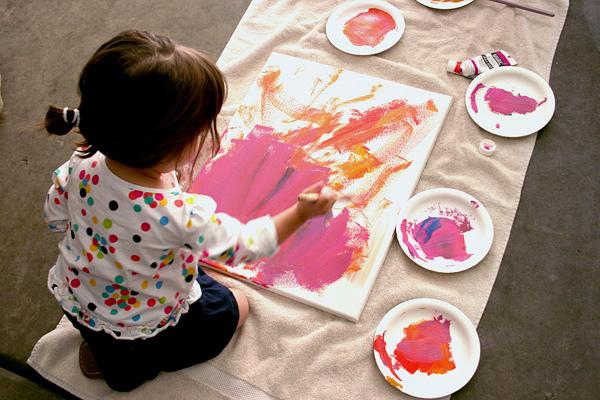 leighton-painting-fearless-artiste