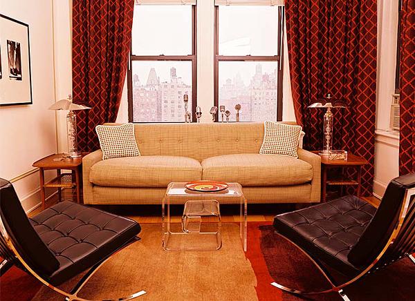 mdesign manhattan living room