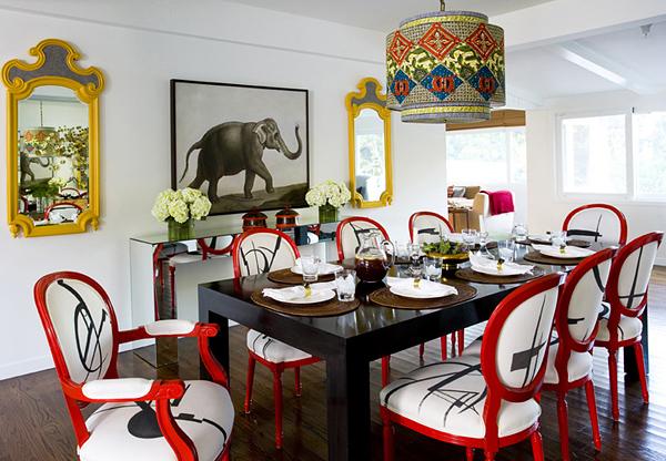 mdesign studio city dining room