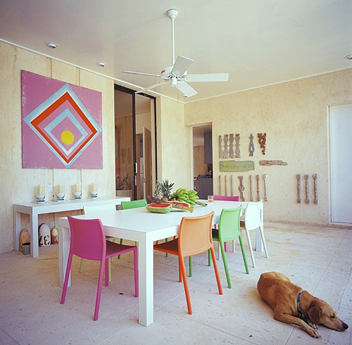 David Hicks' Savannah home on <span class=