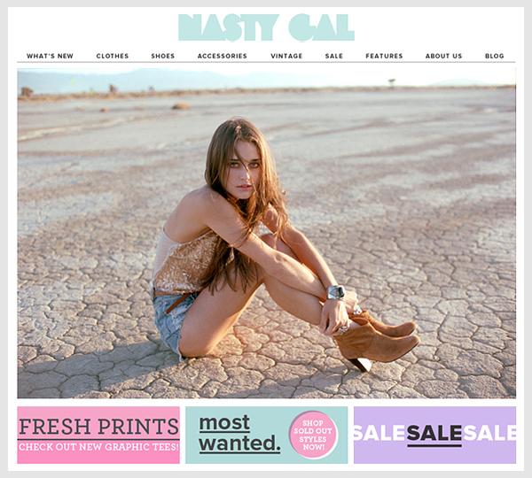nasty-gal-site