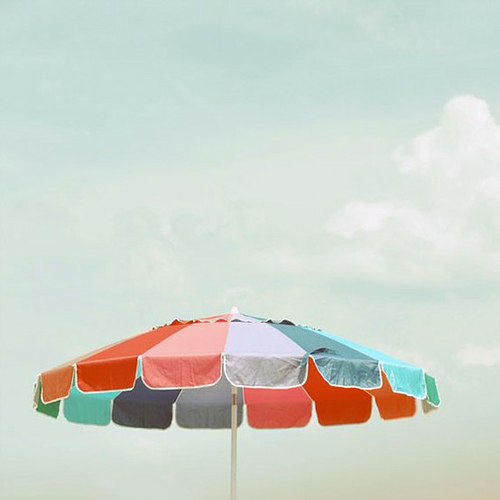 """Beach Umbrella"" by <span class="