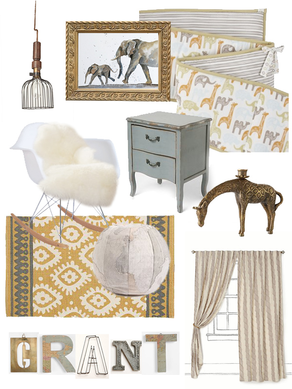 vintage-safari-nursery