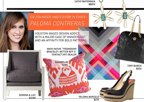High Gloss #3: Paloma Contreras' Editor's Picks