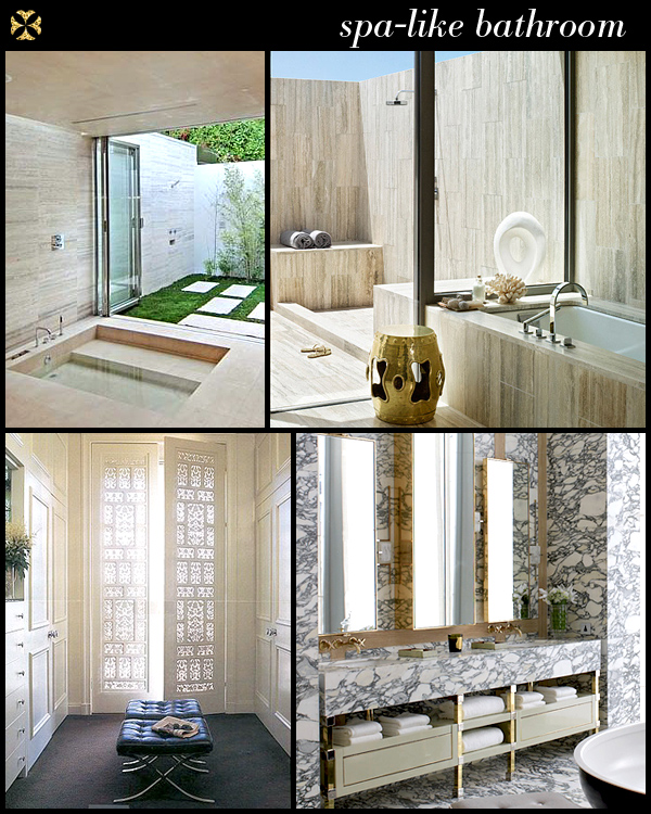 small shop: dream home bathroom