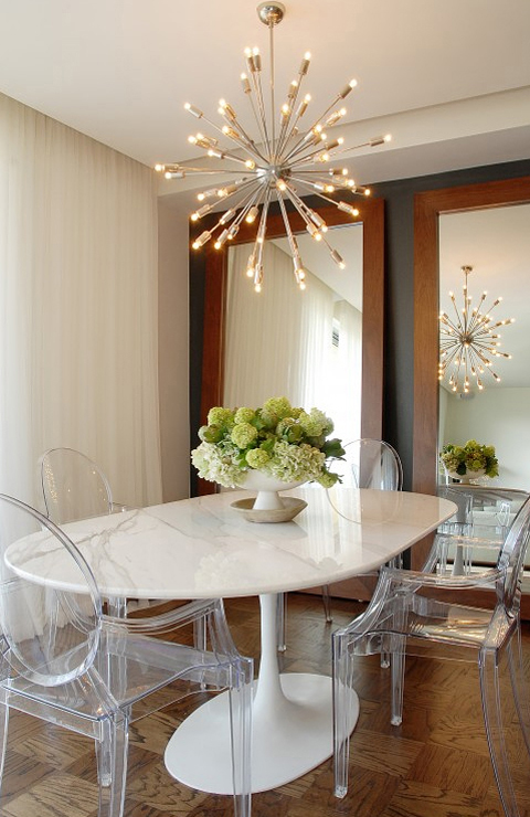 La Dolce Vita Design Under The Influence The Louis Ghost Chair