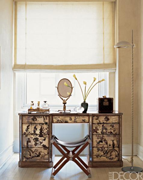 Hermes' Pippa stool, Susan Chalom