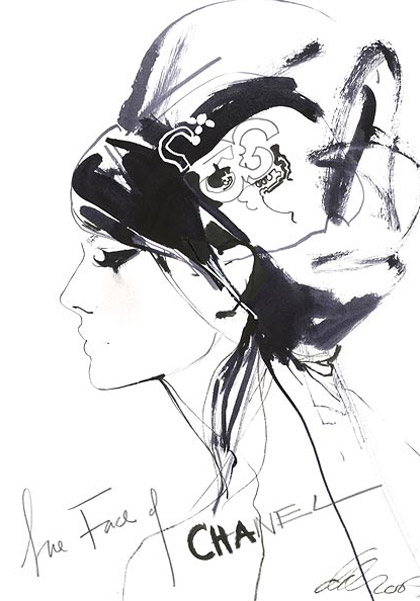david-downton-fashion-illustration-chanel