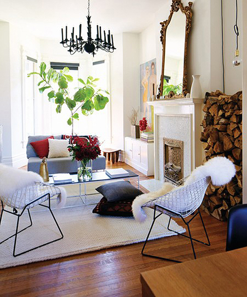 marion-house-book-living-room-bertoia-fur-fireplace-chandelier-houseandhome-fall11