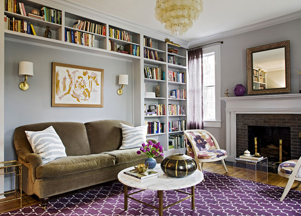 Design your own living room the flat decoration