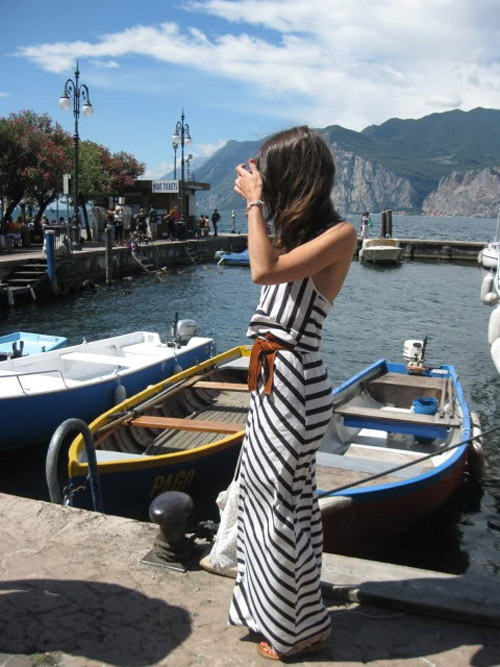 d89414102358 THE MAXI Summer-to-Fall Style - Erika Brechtel