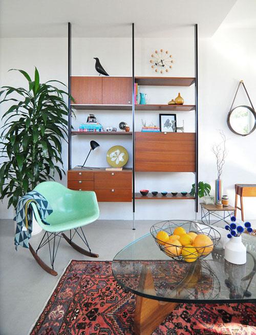 House plants cheap trick erika brechtel for Modern living room plants