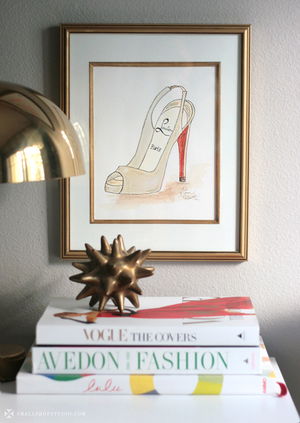 small-shop-giveaway-christian-louboutin-fashion-illustration1
