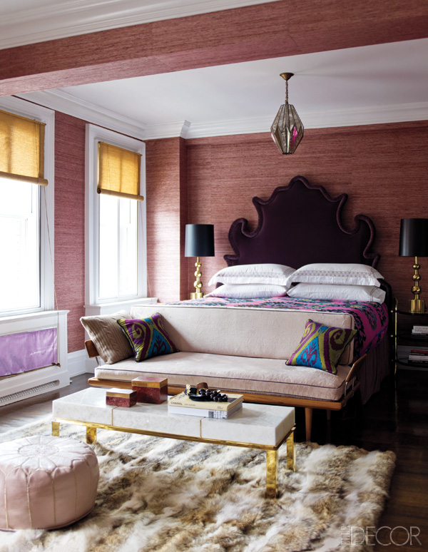 Guest post bad blog about design wear that astier room erika brechtel - Elle decor bedrooms ...