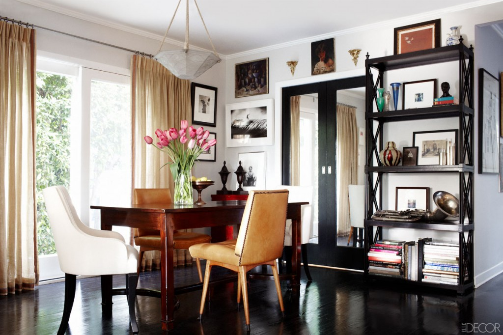 bungalow dining room   HIGH STYLE Bungalow - Erika Brechtel