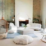 Marie-Laure-Helmkampf-living-room-Eames-rocker-hanging-chair-fur1