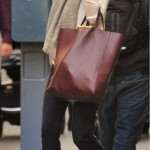 miranda-kerr-black-ivory-brugundy-bag1
