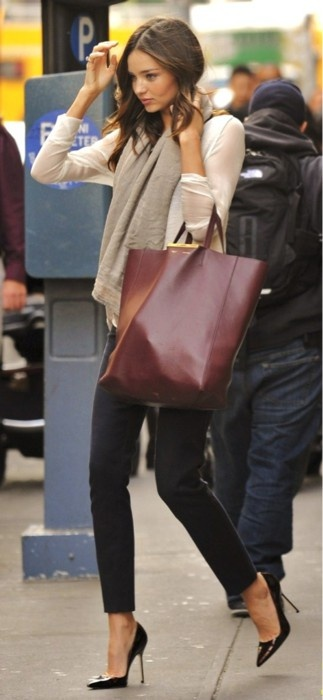 mini belt bag celine - THE FALL BAG Burgundy - Erika Brechtel