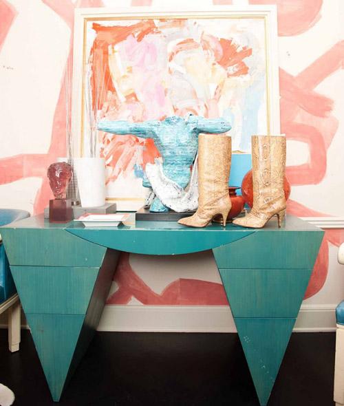 Glamorous Interior Design By Kelly Wearstler: STYLE STALK Kelly Wearstler