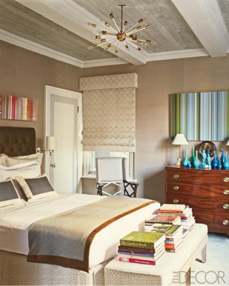 Design under the influence the sputnik chandelier la dolce vita - Elle decor bedrooms ...