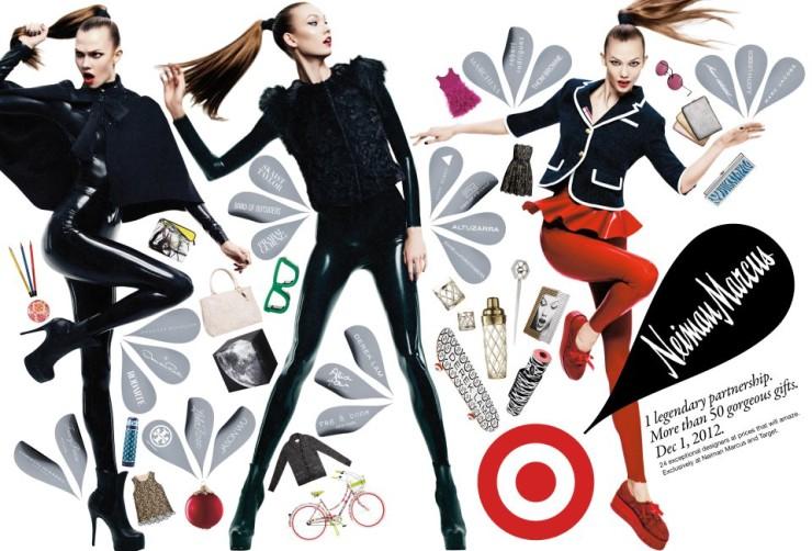 NM-target-Karlie-Kloss-campaign